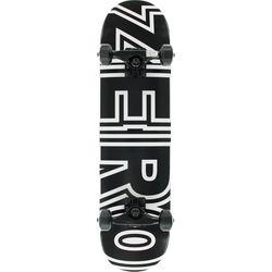 Zero Zero Classic Bold 7.25 Inch Complete Skateboard