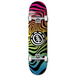 Element Warped 8.0 Inch Complete Skateboard