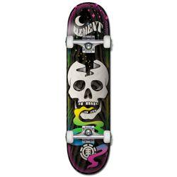 Element Skull Trip 7.7 Inch Complete Skateboard