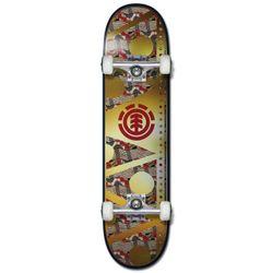 Element Origins Golden 8.0 Inch Complete Skateboard