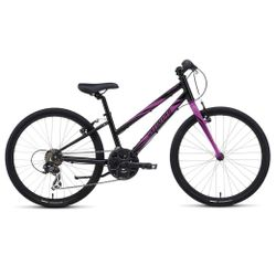 Specialized 2017 Hotrock 24 inch 21 Speed Girls Street Bike