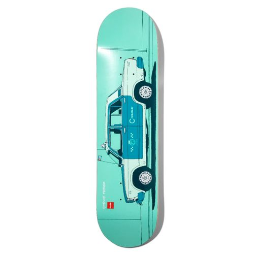 Chocolate Anderson World Taxis Deck