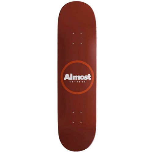 Almost Red Ring Resin-7 Deck