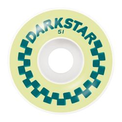 Darkstar Checker Wheel Set