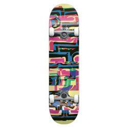 Blind Logo Glitch Complete Skateboard