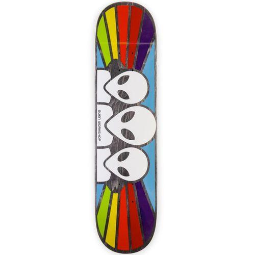 Alien Workshop Spectrum Full Skateboard Deck