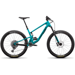 Santa Cruz 2021 5010 C S 27.5 Full Suspension Mountain Bike