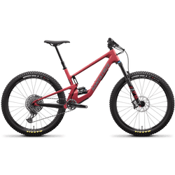 Santa Cruz 2021 5010 C S 27.5 Full Suspension Mountain Bike