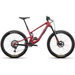 Santa Cruz 2021 5010 C XT 27.5 Full Suspension Mountain Bike