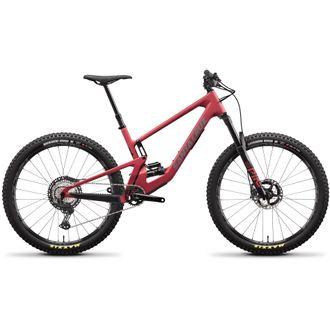 Santa Cruz 2021 5010 C XT 27.5 Full Suspension Mountain Bike