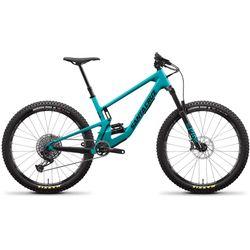 Santa Cruz 2021 5010 CC XO1 Reserve 27.5 Full Suspension Mountain Bike