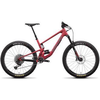 Santa Cruz 2021 5010 CC XO1 27.5 Full Suspension Mountain Bike