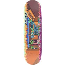 Santa Cruz TMNT Arcade Everslick Skateboard Deck