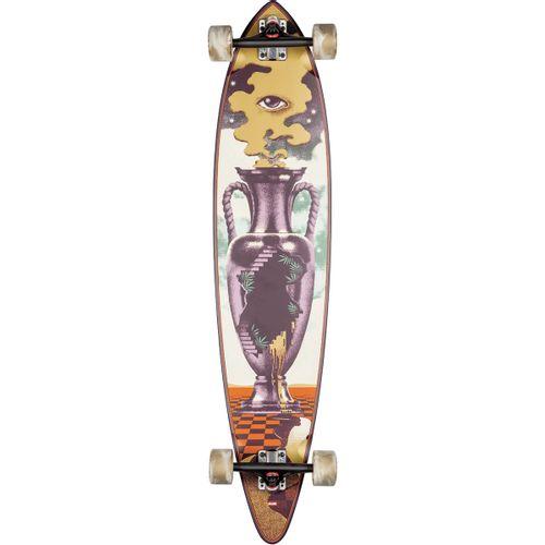 "Globe Pintail 44"" Longboard Complete"