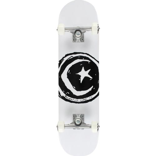 Foundation Star And Moon Complete Skateboard