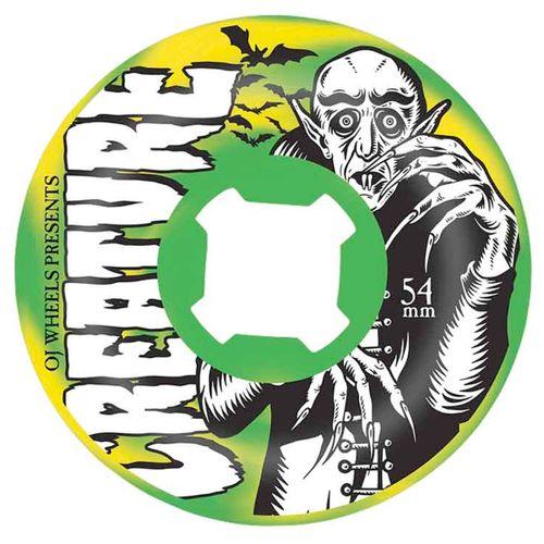 OJ Wheels X Creature Thee Vampire Swirls Bloodsuckers