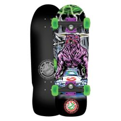 Element X Ghost Busters Zuul Skateboard Cruiser Complete