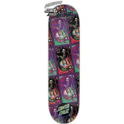 Santa Cruz Emannuel Guzman Smile Tile Skateboard Deck