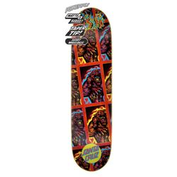 Santa Cruz Tom Asta Cosmic Tile Skateboard Deck