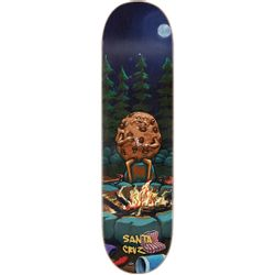 Santa Cruz Cookie Campout Series Skateboard Deck