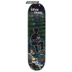 Santa Cruz Kevin Braun Campout Series Skateboard Deck
