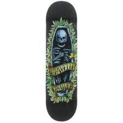 Creature David Gravette Skully Skateboard Deck