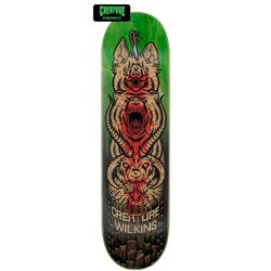 Creature Jimmy Wilkins Totem Skateboard Deck
