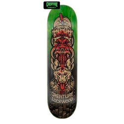 Creature Corey Lockwood Totem Skateboard Deck