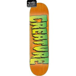 Creature Logo Stumps Skateboard Deck