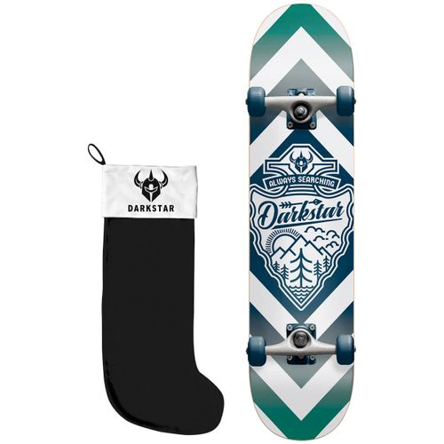 Darkstar Lockup Complete Skateboard With Stocking