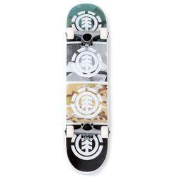 Element Camo Quadrant Complete Skateboard