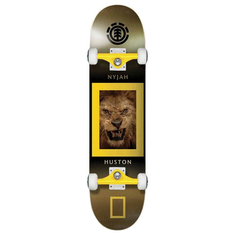 Element-X-National-Geographic-King-Jungle-Nyjah-Pro-Skateboard-Complete