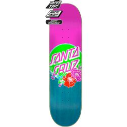 Santa Cruz Floral Dot Series Skateboard Deck