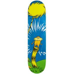 Almost X Dr. Seuss Logo Youth Skateboard Deck