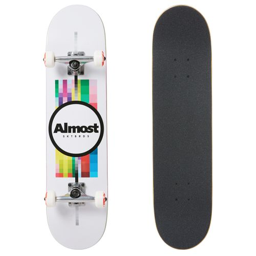 Almost Pixel Flip Resin-7 Complete Skateboard