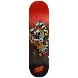 Santa Cruz Screaming Mummy Hand Skateboard Deck