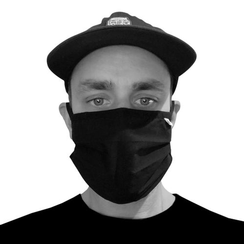 Coal The Face Mask