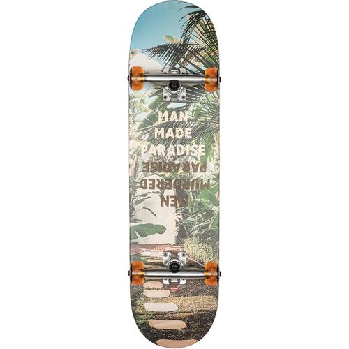 Globe Man Made 8.375 Inch Complete Skateboard