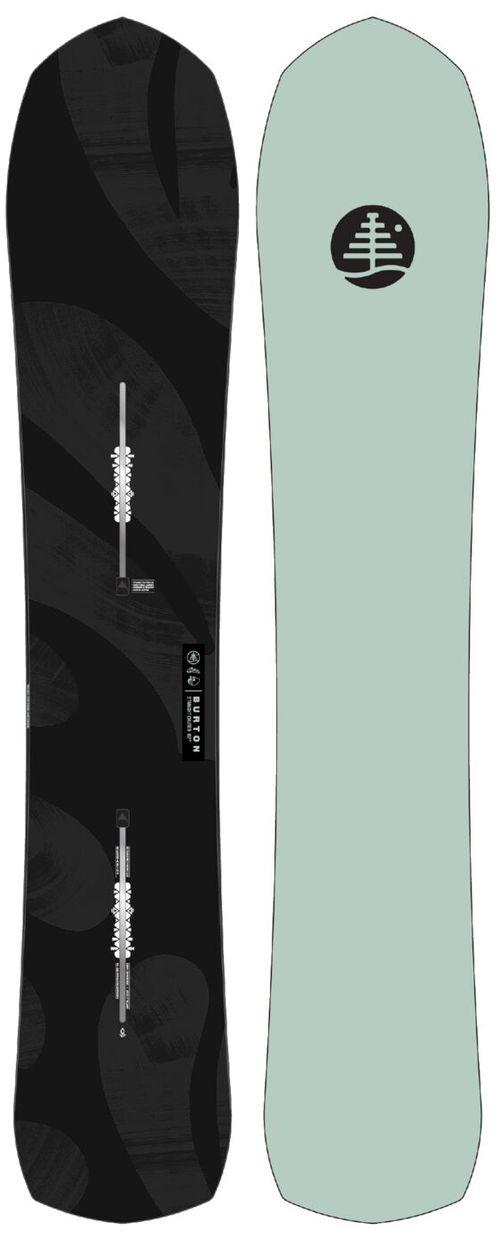 Burton Family Tree Straight Chuter Snowboard 2021