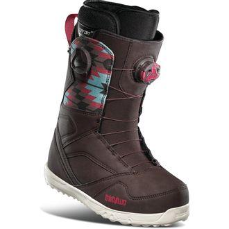 32 STW Double Boa Women's Snowboard Boots 2021