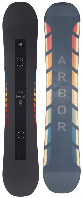 Arbor Formula Rocker Snowboard 2021