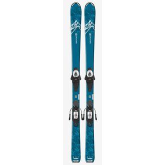 Salomon QST Max Jr. M Kids Ski With L6 GW Bindings 2022