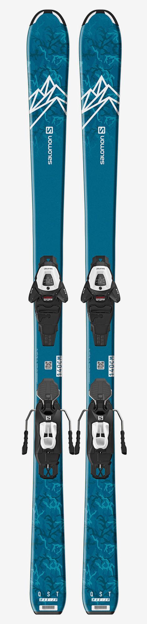 2021 Salomon QST MAX Jr M + L6 GW   Skis - ERIK'S