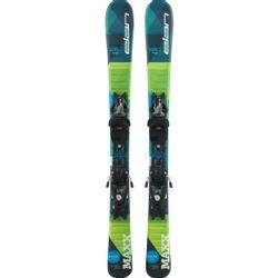 Elan Maxx Kids Skis With EL7.5 Quickshift Bindings 2021