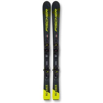 Fischer RC4 Race Kids Skis With FJ7 GripWalk Bindings 2021