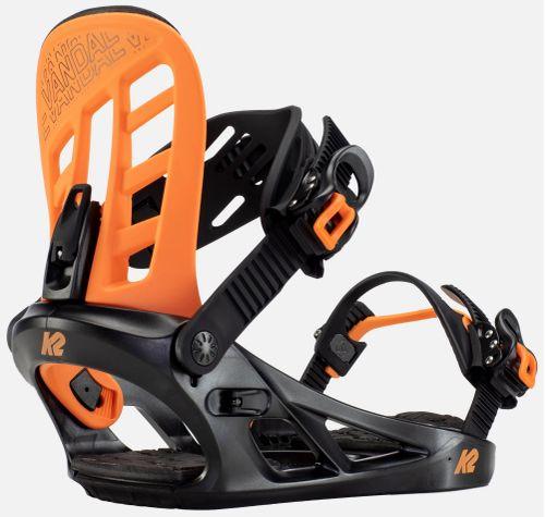 K2 Vandal Kids Snowboard Bindings 2022