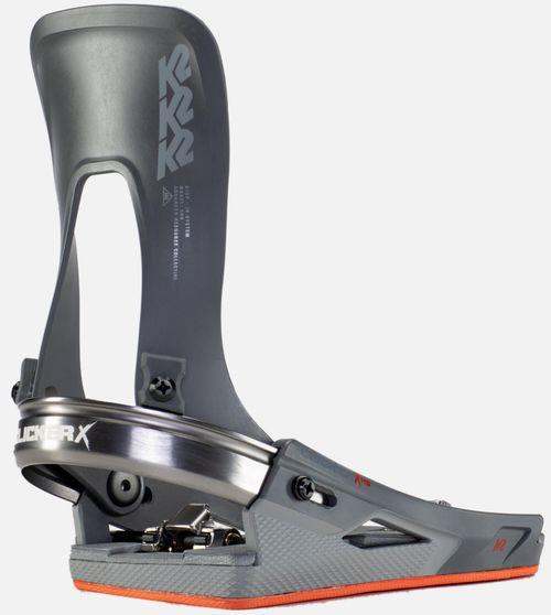 K2 Clicker X HB Step-In Snowboard Bindings 2021