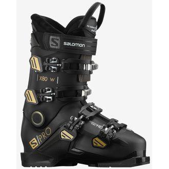 Salomon S/Pro X80 W CS Women's Ski Boots 2021