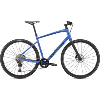 Specialized 2021 Sirrus X 4.0 Flat Bar Road Bike