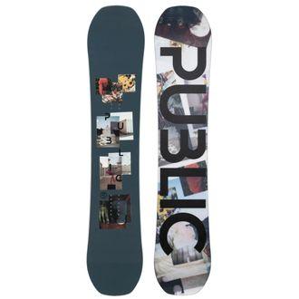 Public Mathes Public Display Snowboard 2021